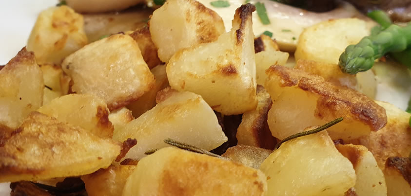 Parmentier Potatoes